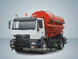 Комбинированная дорожная автомашина СLA 18.280 4X2 BB