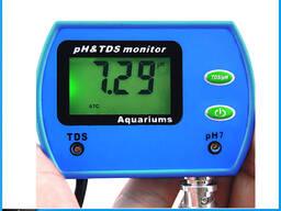 Комбинированный анализатор качества воды PH/TDS