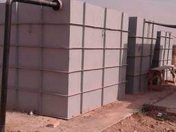 Компактная установка биологической очистки сточных вод.