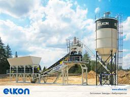 Компактные бетонные заводы ELKON Quick Master