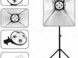Комплект освещения для фотостудии Andoer