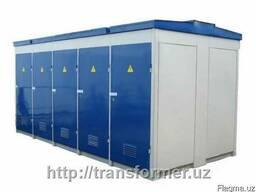 Комплектные Трансформаторные Подстанции Городские типа ГКТП