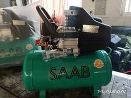 Kompressor SAAB. # Хаво комрессори 50litr
