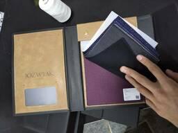 Костюмные ткани в разных составах и дизайна
