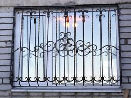 Кованые Козырьки, Двери, Ворота, Решетки, Навесы, Беседки и многое другое