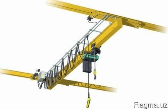 Кран мостовой однобалочный подвесной (кран-балка)
