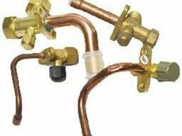 Кран - вентиль для кондиционера