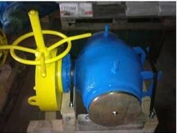 Краны шаровые высокого давления ду50-500 ру80-250