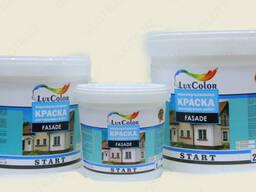 Краски LUX Colour по низким ценам