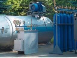 Криогенное оборудование ЦТК 2, 5/0, 25. (кислород, аргон, азот)