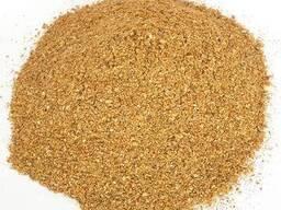 Кукурузная мука без ГМО с высоким протеином