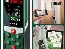 Лазерный дальномер Bosch PLR 30 C EEU