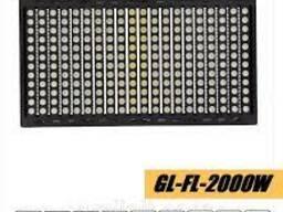 LED прожектор 2000W
