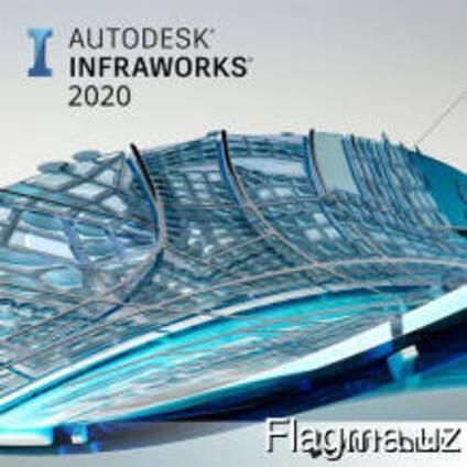 Лицензионный Autodesk InfraWorks 2021 на 1 год