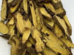Licorice root Grade E-1 slice and Grade E-1 crushed/Солодка