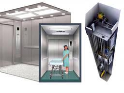 Лифты пассажирские, грузовые и больничные по выгодным ценам
