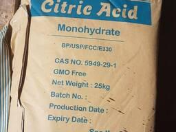 Лимонная кислота моногидрат(Citric acid Monohydrate)
