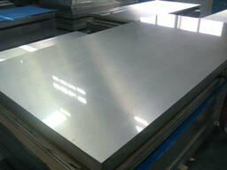 Лист из нержавеющей стали 1х1500х3000 мм AISI 304