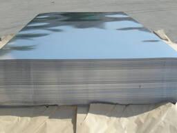 Лист нержавеющий пищевой AISI 304 5. 0х1250х2500 2B