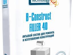 Литьевой ремонтный состав B Construct filler 40 - 60