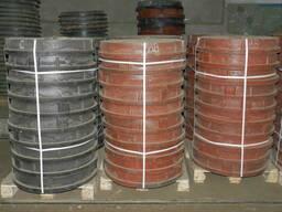 Люки полимер-песчаные водопроводно-канализационые и ГТС