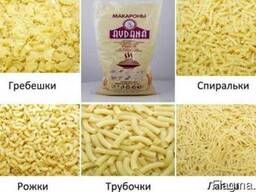 Макаронные изделия на экспорт
