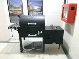 Мангал BBQ Smoker