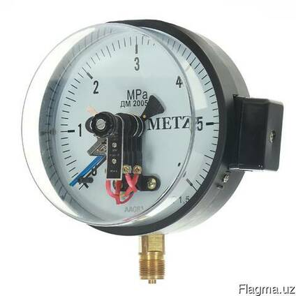 Манометры электроконтактные ДМ 2005-Ум в Ташкенте от произв.