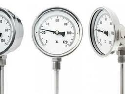 Манометры, Термометры, Изоляторы, Разъединители РЛНД оптом - фото 2