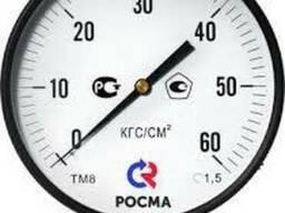 Манометры, термометры, манотермометры
