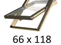 Мансардные окна купить в Узбекистане из Польши 66х118 см.