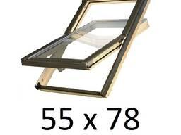 Мансардные окна купить в Узбекистане из Польши 55х78 см.