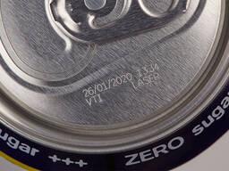 Маркираторы Videojet для консервов и алюминиевых банок