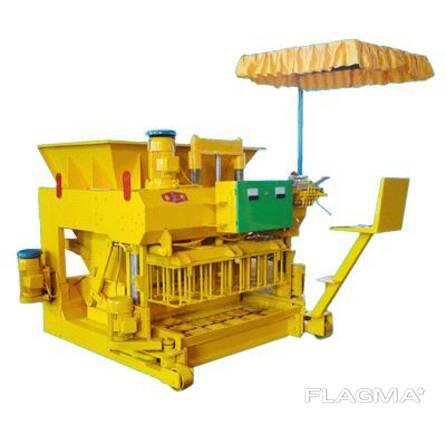 Машина для изготовления блоков