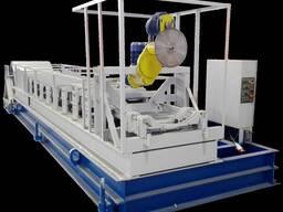Машина для изготовления профилированных сэндвич панелей