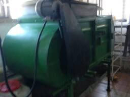 Машина по очистке кунжута от мусора производство Турция.