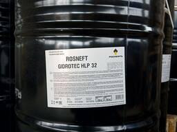 Масло гидравлическое Rosneft Gidrotec HLP 32, 46, 68