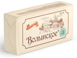 Масло растительно-сливочное «Волынское» 72, 5%