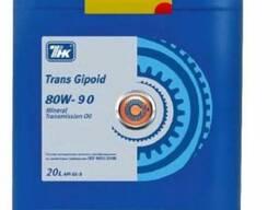 Масло трансмиссионное ТНК Trans Gipoid 80W-90