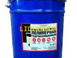 Мастика битумно-полимерная кровельная гидроизоляционная
