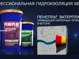 Материал для ликвидации напорных течей (время схватывания 30