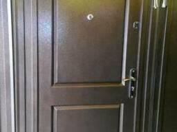 Металлические двери за 3 часа