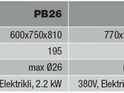 Станок для гибки арматурыМеталло-сгиб РВ26 - photo 4