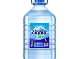 """Минеральная вода """"Zinnur"""" - (12 литр )"""
