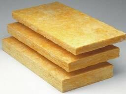 Минеральные плиты теплоизоляционные пл от 30 до 120 гр/м2