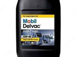 Mobil Delvac 1400 Super 15W-40 MAN 3275-1, 20л