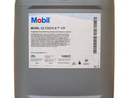 Mobil Glygoyle 320, 20л Редукторное масло