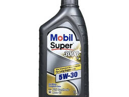 Mobil Super 3000 XE 5W30 Dexos2, 1л Моторное масло