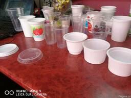 Молочные и одноразовые стаканы