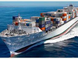 Морские перевозки из/до Азии